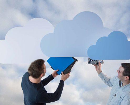 Stap 2 migratie naar de cloud
